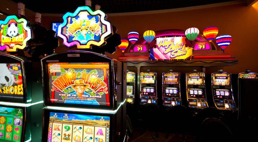 Slot Machine Bankroll -789384