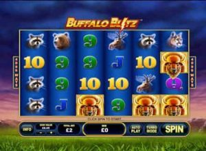 Buffalo Blitz Slot -538231