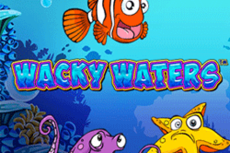 Wacky Waters Slot -832425