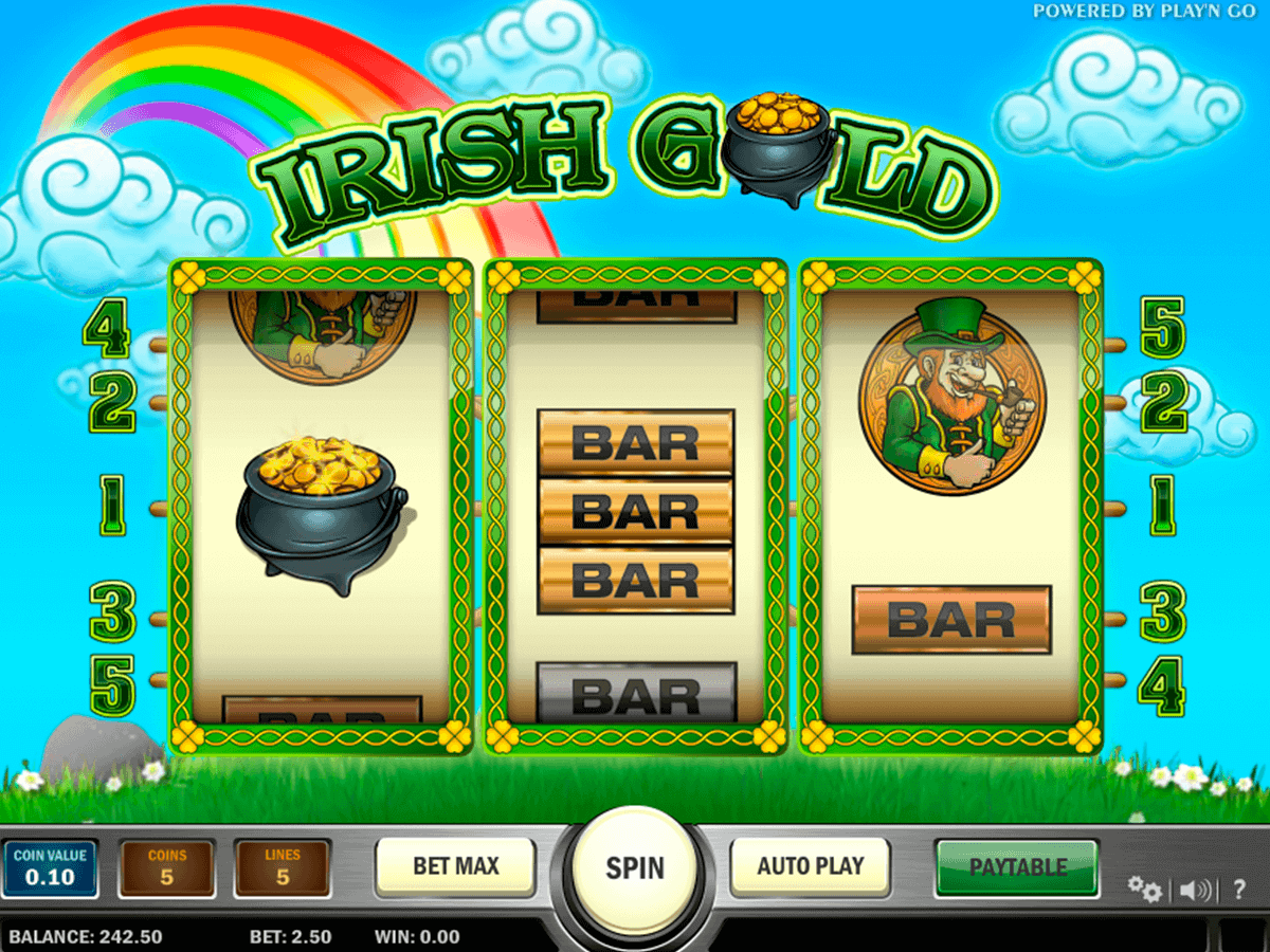 Irish Gold -562049