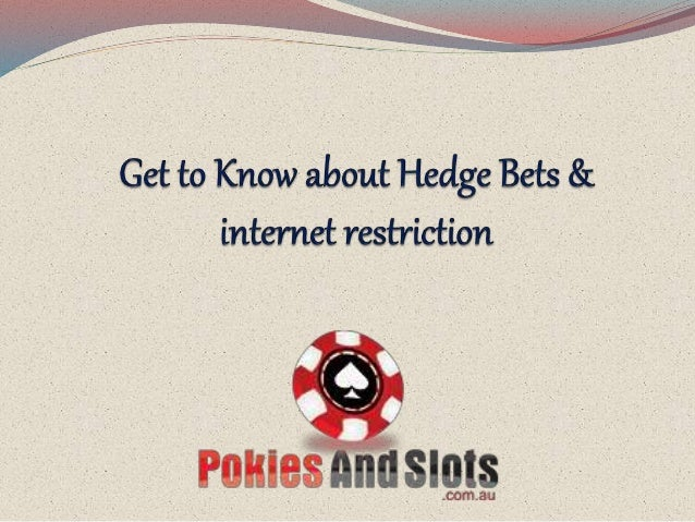 Hedging Bets TED -586889
