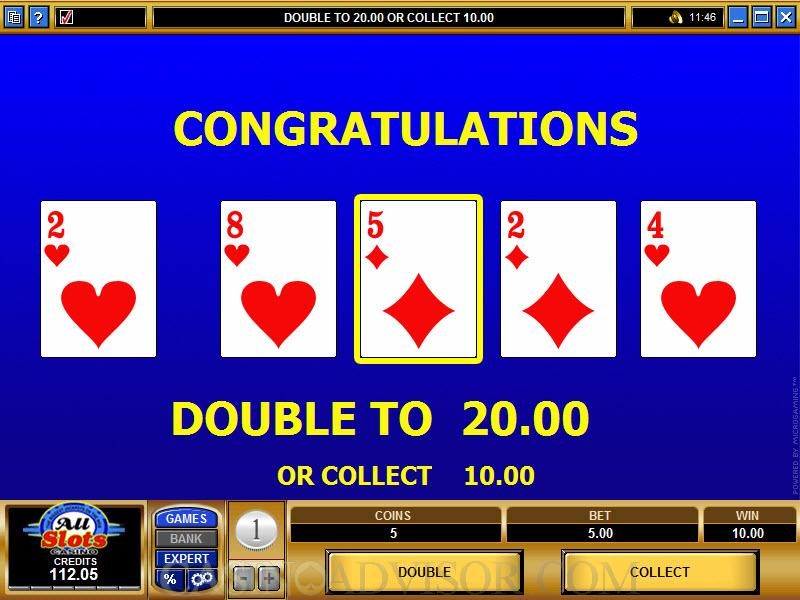 Video Poker Pay -300598