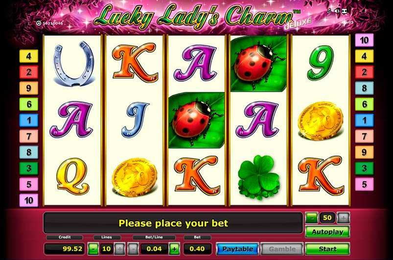 Charming Lady Luck -505091