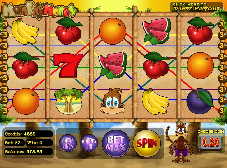 Fruity Hunt -853183