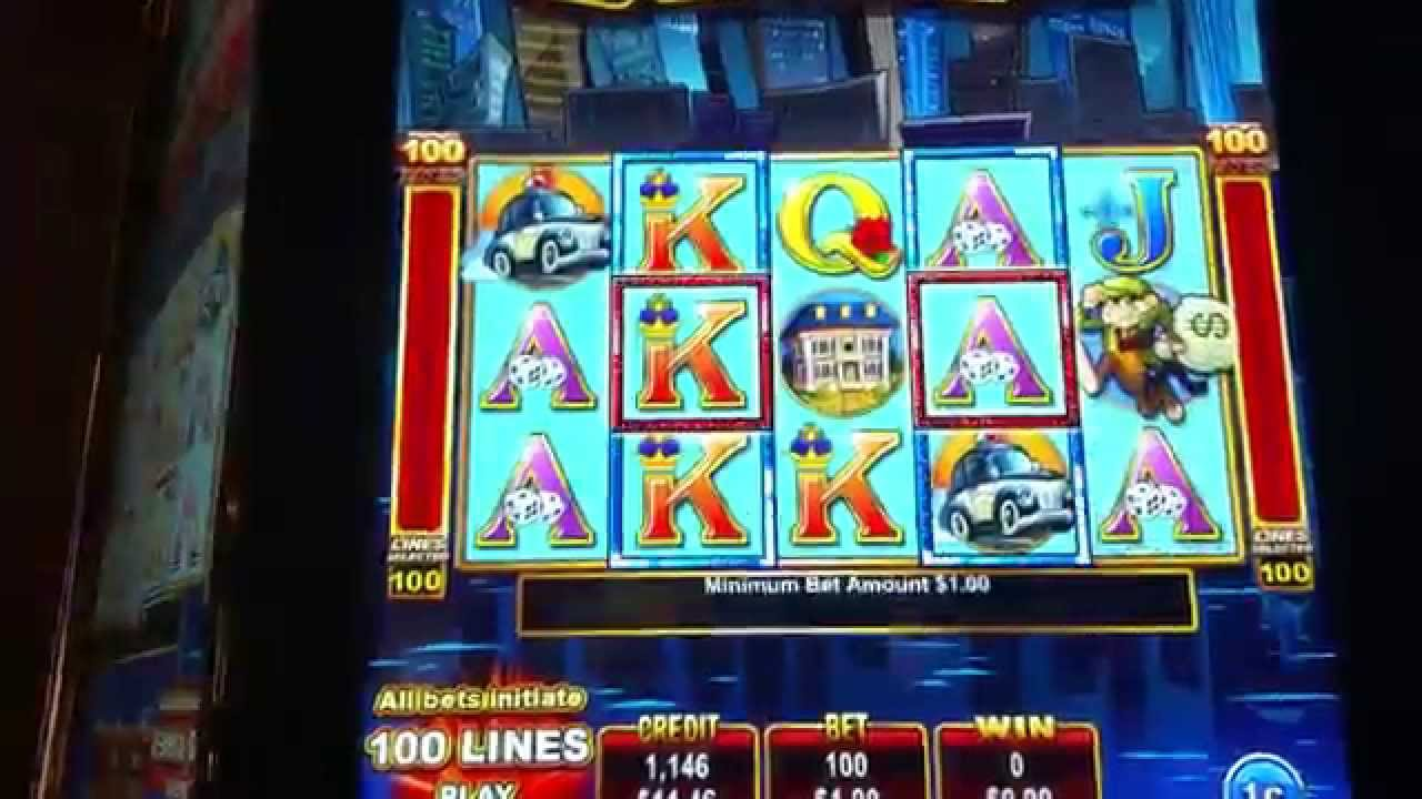 Casino Slot Machine -699556