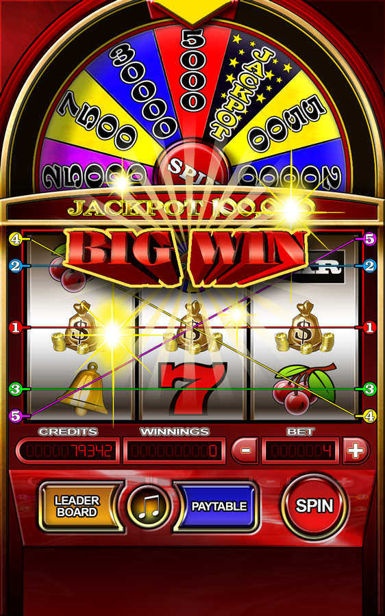 Slot Machine Money -318618