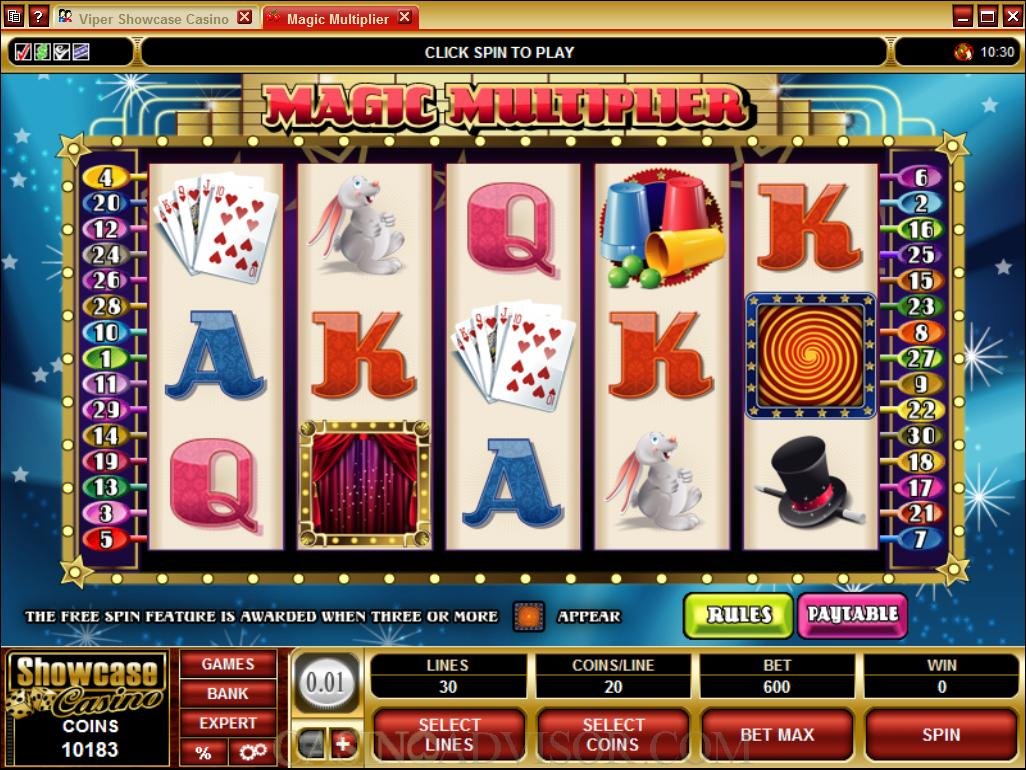 Slot Machine Odds -995194