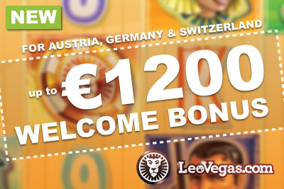 German Welcome Bonus -218021