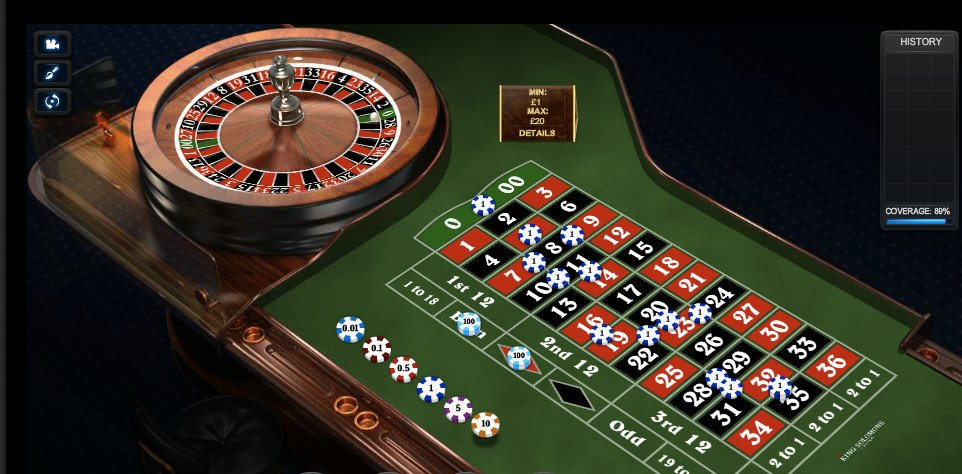 Fastest Roulette Game -936435