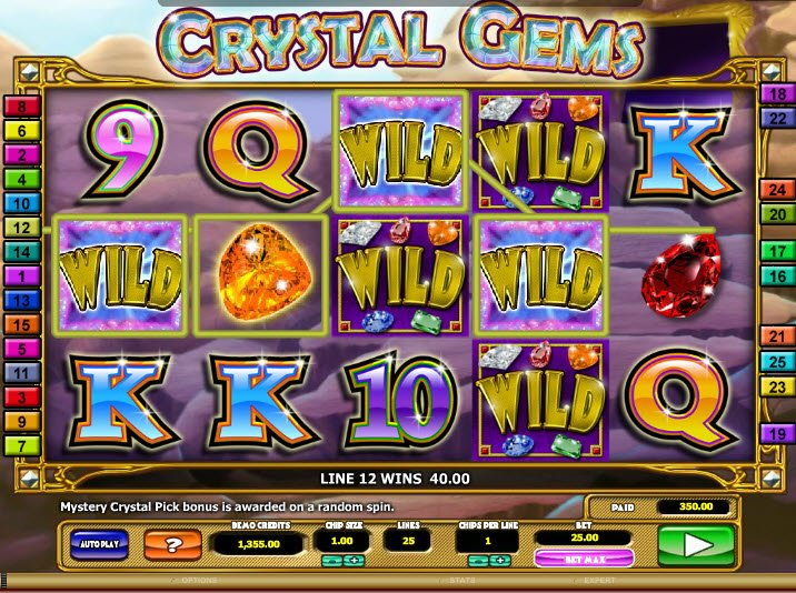 Crystal Gems Slot -607344