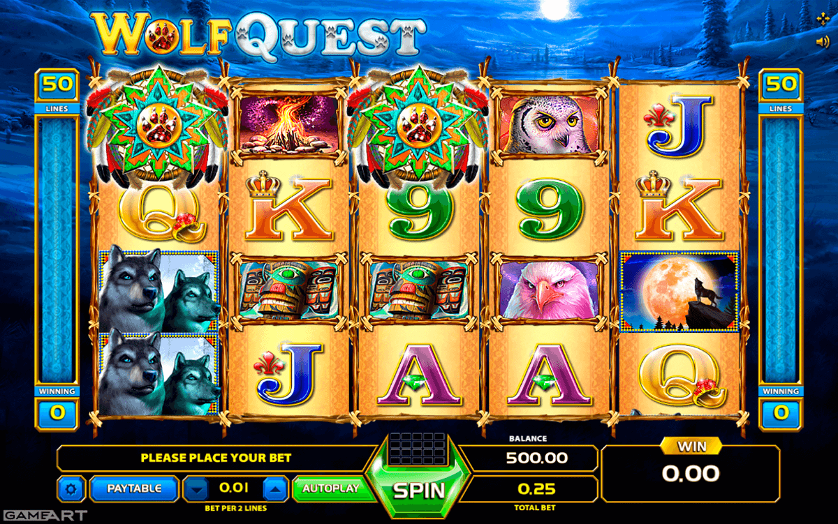 Spanish Slot Sites -960770
