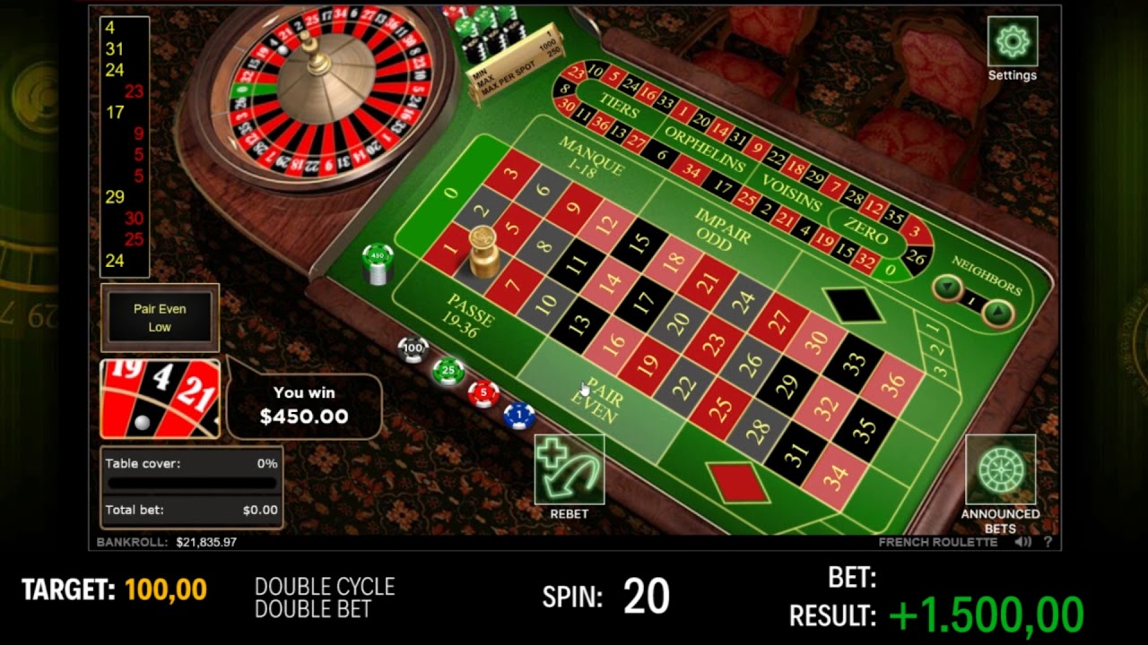 Roulette Strategy -26043