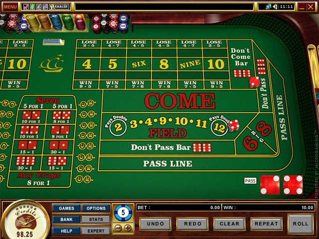 Come Bet Strategy -581598