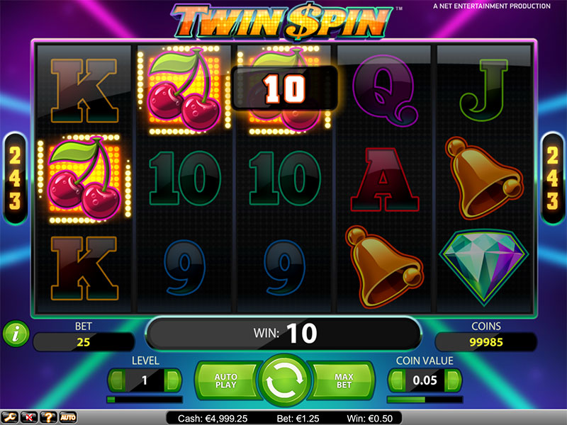 Twin Spin Slot -504326