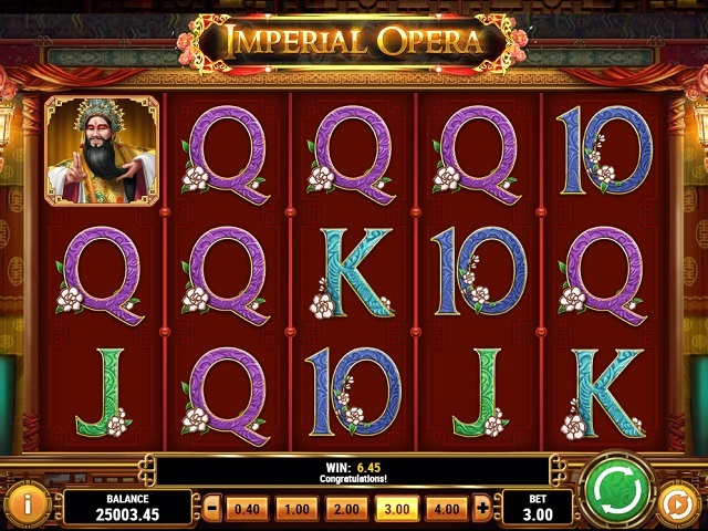Imperial Opera Slot -664797