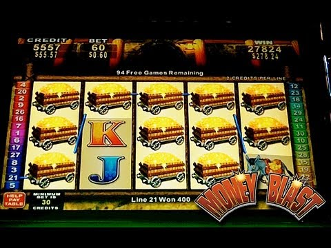 Slot Machine Money -254712