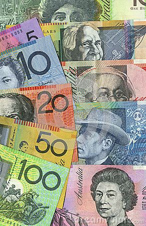 Australian Currency -466772