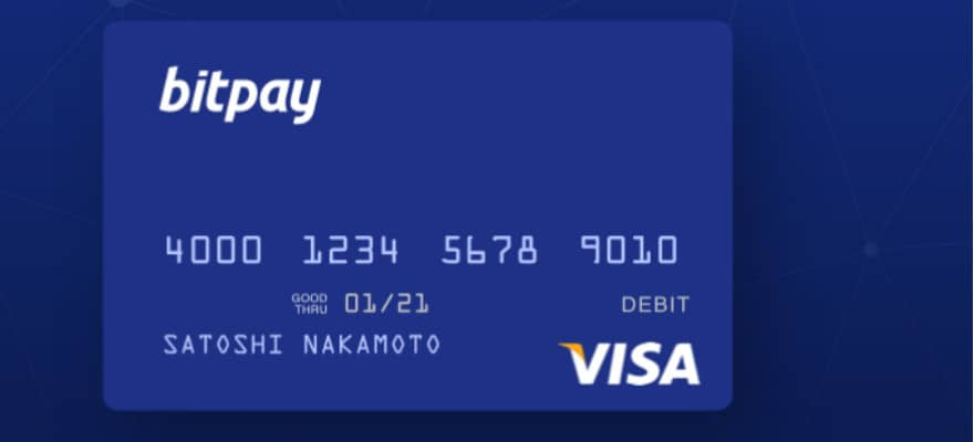 Bitpay Withdrawal -331769