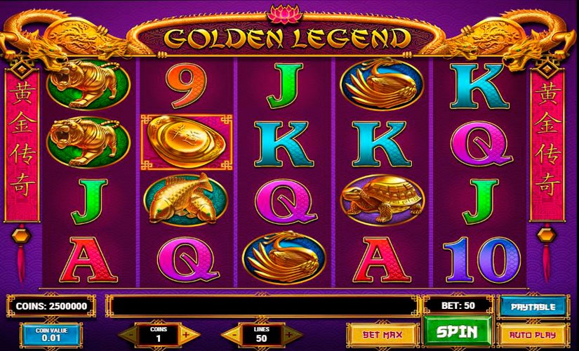 Golden Legend -946134