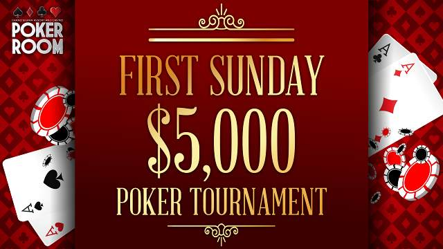 Sunday Tourneys Casino -41750
