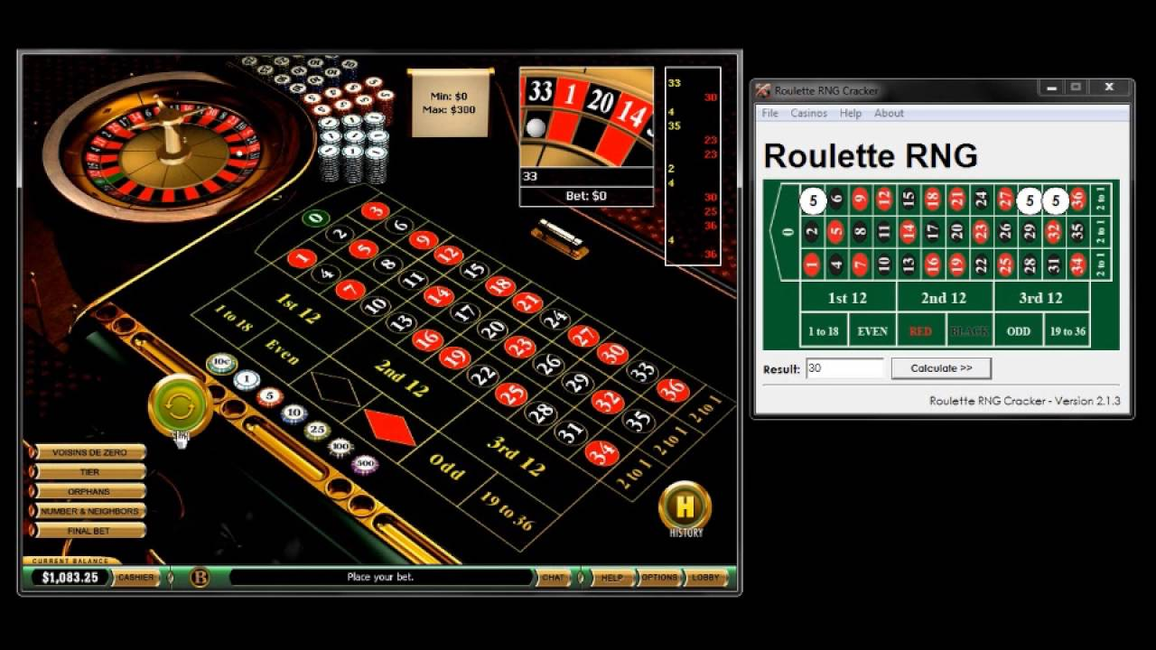 Roulette Next Number -69604