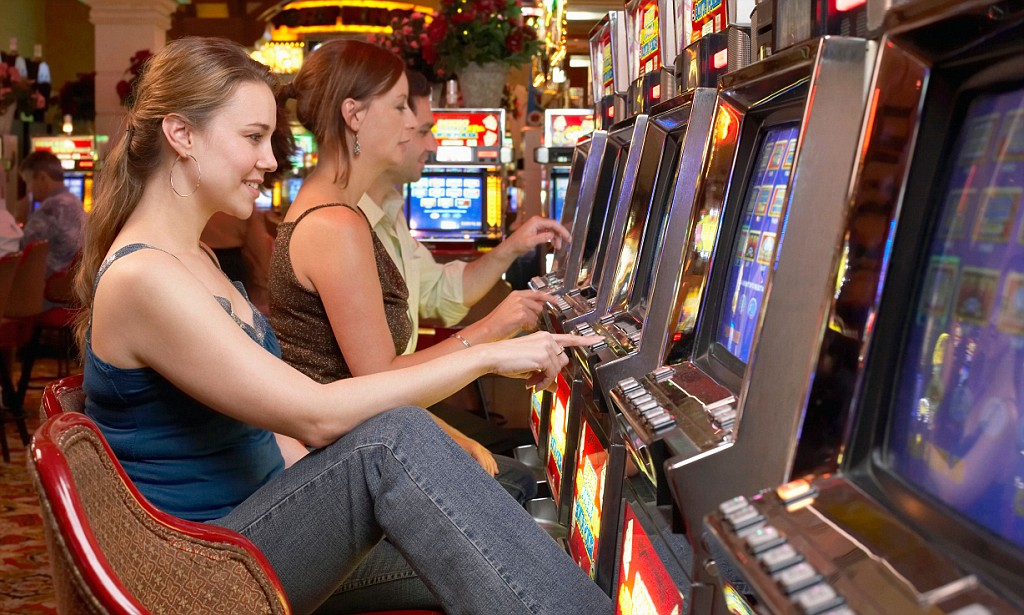Can Slot Machines -849361