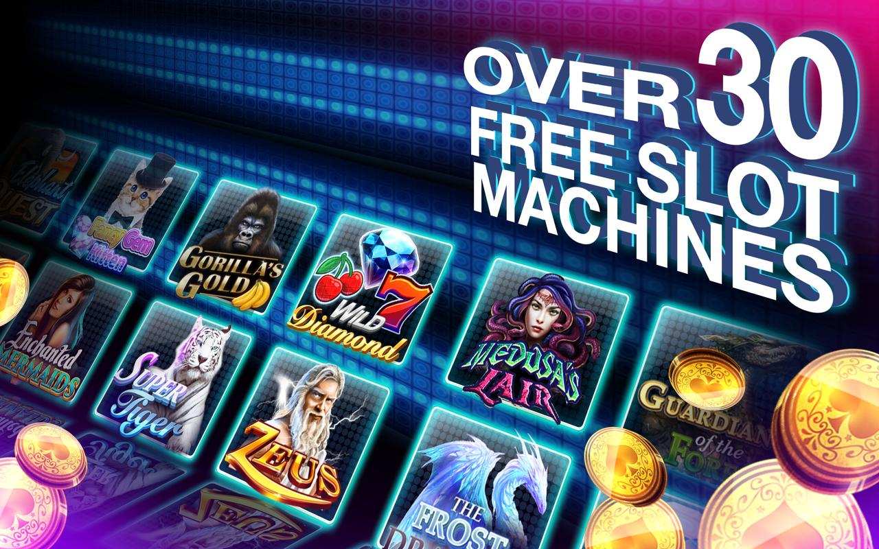 Casino Slot Machine -64876