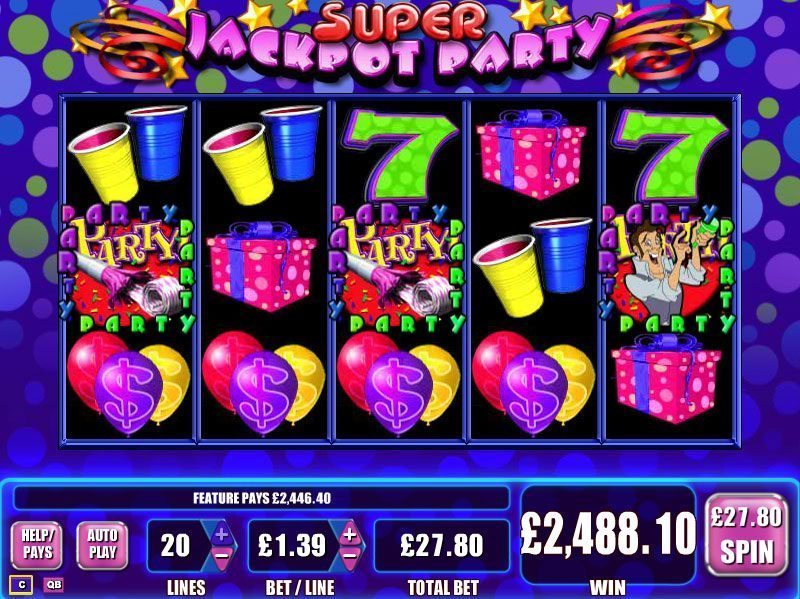 Jackpot Party -403799