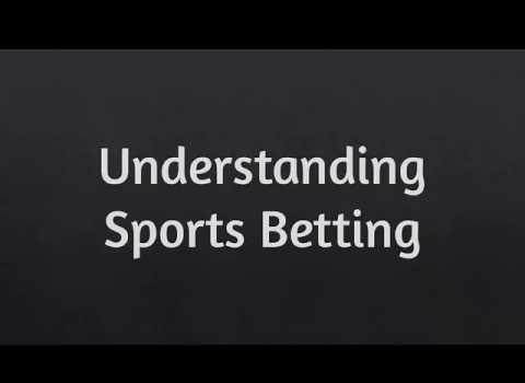 Explained Sports Betting -104701