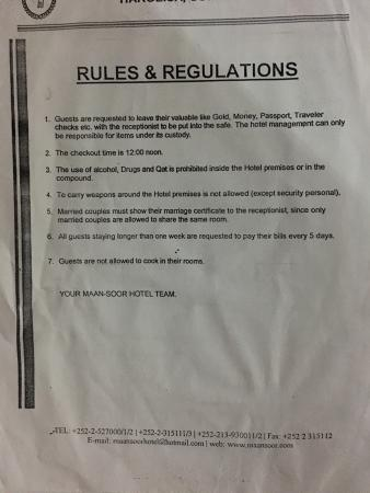 Casino Rules and -265323