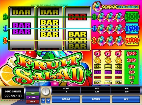 Fruit Spins Slot -455425