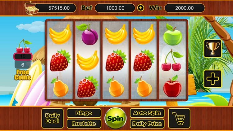 Fruits Pokie Bonus -891960