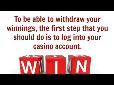 How to Withdraw -494882