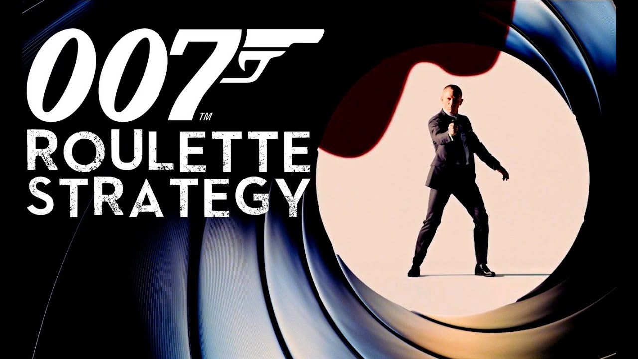 James Bond Strategy -640940