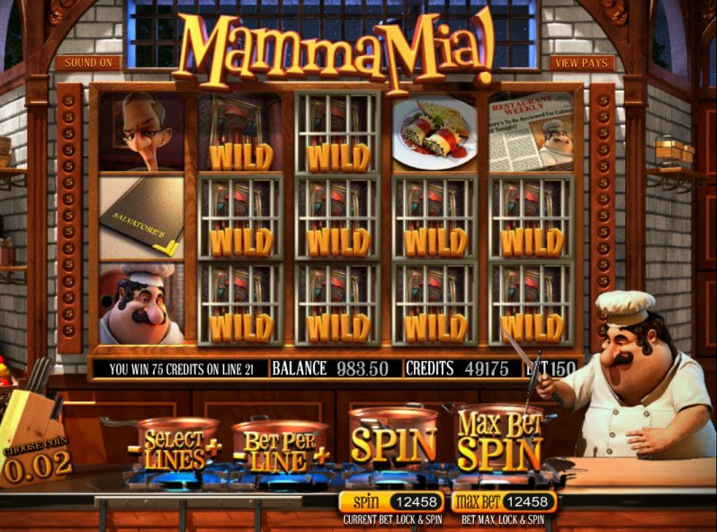 Optimum Betting Mama -424088