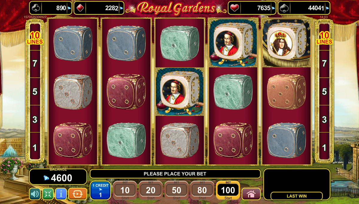 Royal Reels Slot -63544