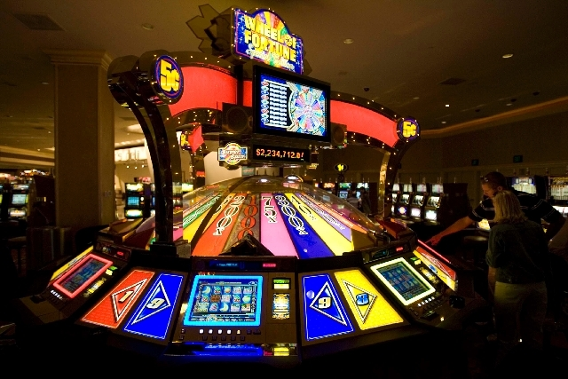 Slot Machine Payouts -377859