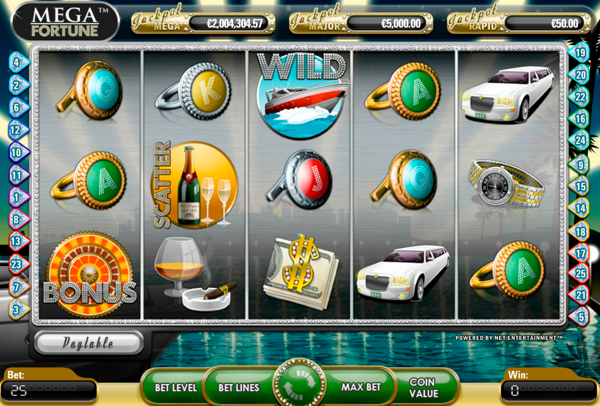 Slot Machine -335768
