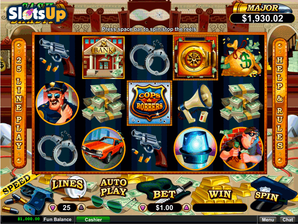 Top Slots Bandit -78517
