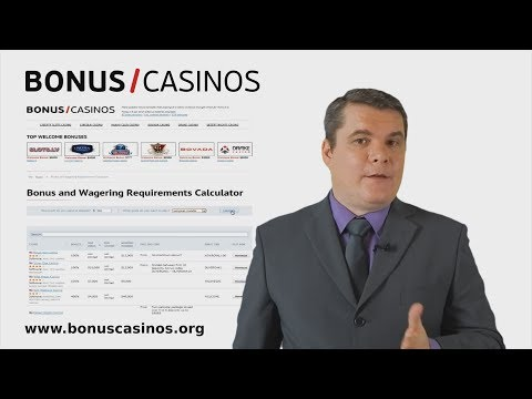 Wagering Requirements Calculator -21359
